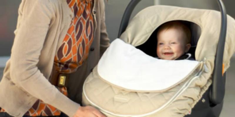 Kako prepoznati da je bebi hladno zimi?