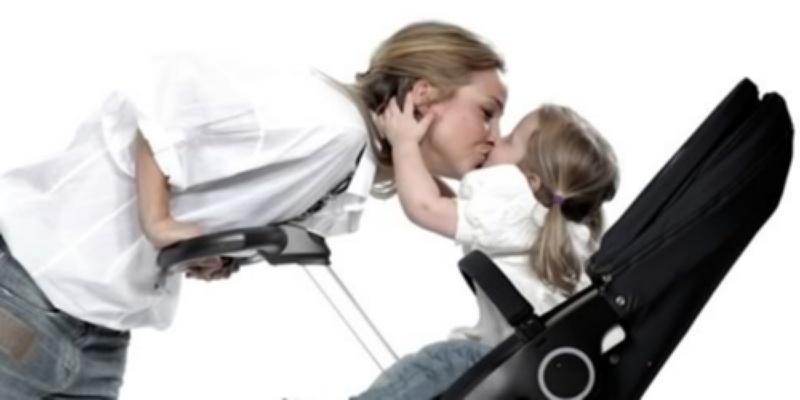 Vožnja djece u kolicima poslije treće godine?
