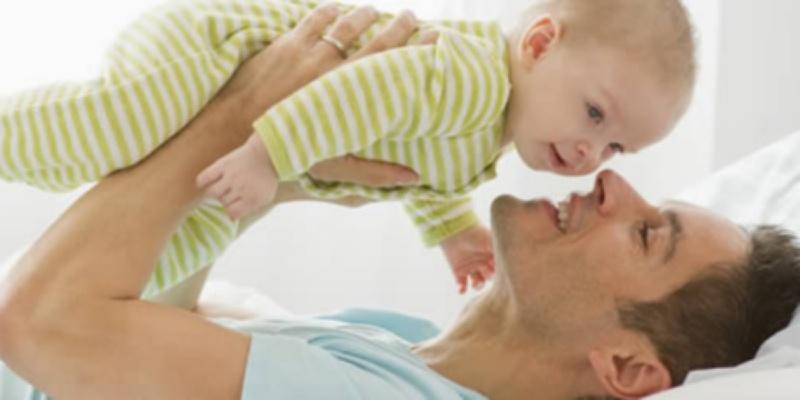 Očevi kao podrška dojenju