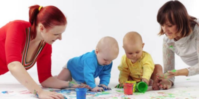 Bebe potiču društveni život novih majki