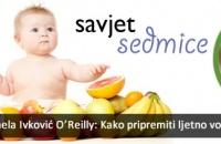 Ljetno voće za djecu - kako ga pripremiti?