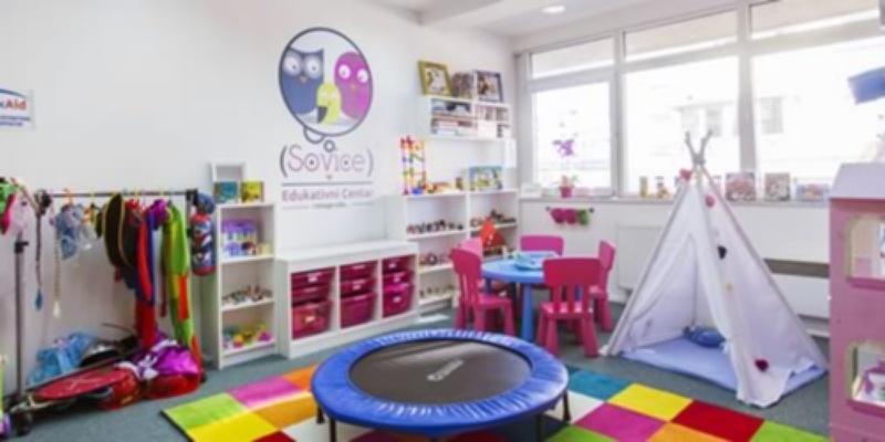 """Slovačka ambasada u BiH finansijski podržala projekat e.c. Sovice """"Play therapy room"""""""