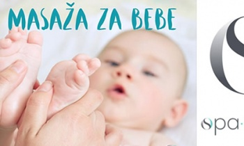 Prva obuka za roditelje: IAIM MASAŽA ZA BEBE