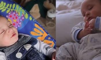 7 zanimljivih načina za uspavljivanje bebe