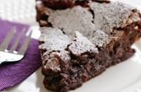 Čokoladna torta bez brašna sa samo 3 sastojka!