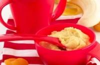 Baby jogurt sa marelicom i bananom