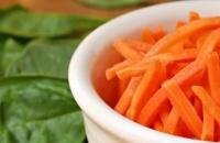 Zdrava kašica: mrkva, špinat i riža