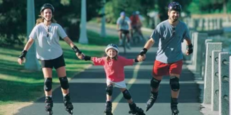Rolanje - sport za cijelu porodicu