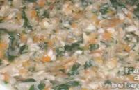 Šarena rapsodija od povrća za bebe